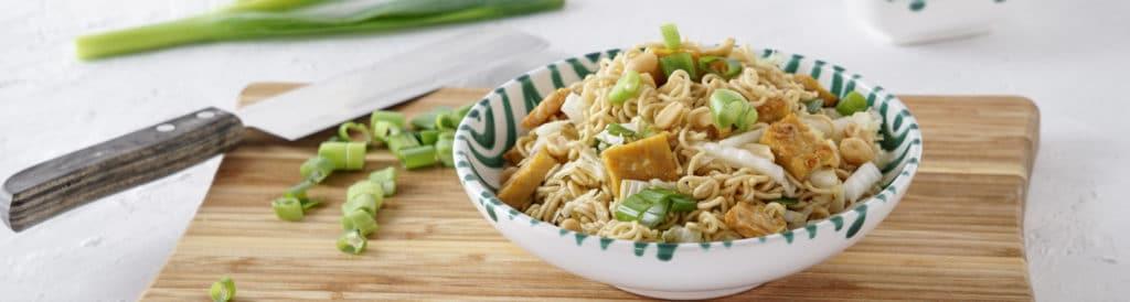 Asiatischer Mienudel-Salat