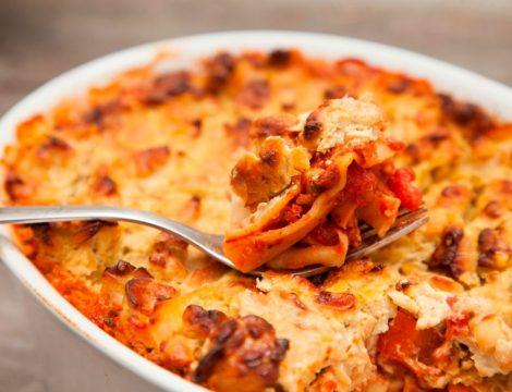 Tempeh Lasagne